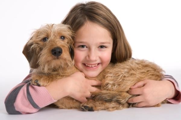 Лучшие породы собак для семей с детками