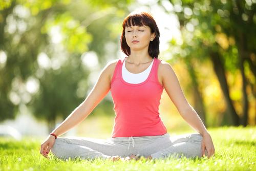 Победи бесплодие с помощью йоги