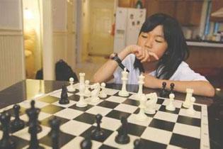 Стать легендой шахматного мира можно уже в 9 лет!