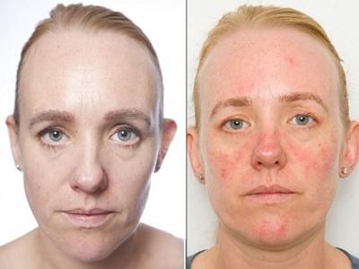 Результаты месяца сна в макияже