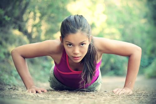 7 минут тренировки – это все, что тебе нужно для похудения