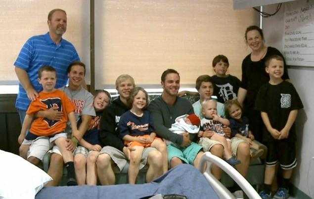 Супруги хотели дочку, а получился 12-й сын!