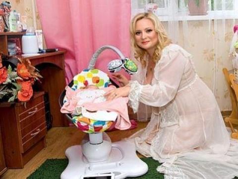 Светлана Пермякова: «Для любимой дочки – не жалко и бассейн в квартире!»