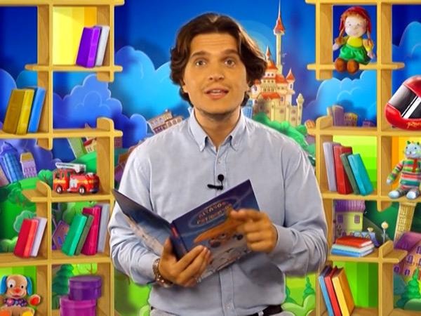 """Для малышей Украины подготовили новую программу """"Сказка с папой"""""""