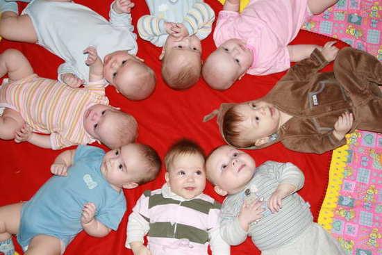 Количество детей зависит от психотипа мужчины