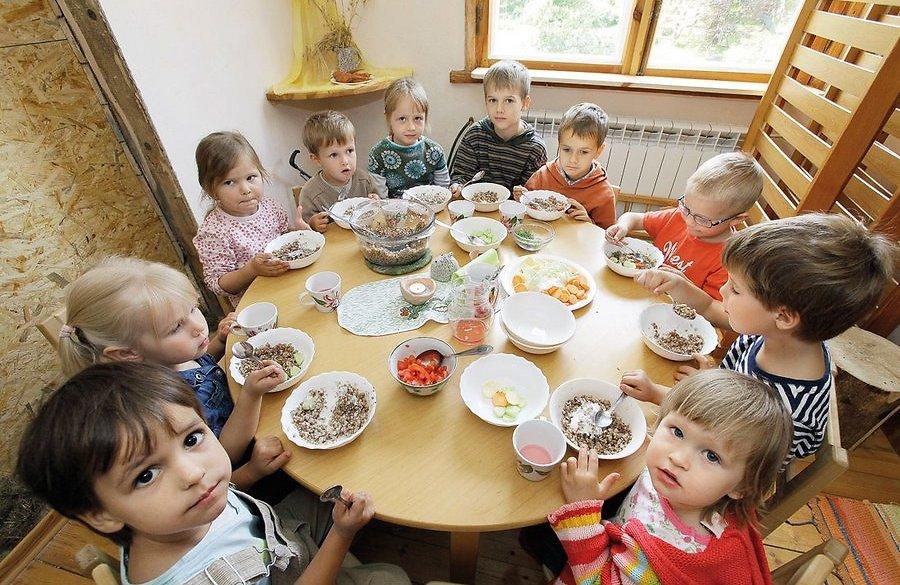 Киев готовится установить камеры наблюдения в пищеблоках детских садов