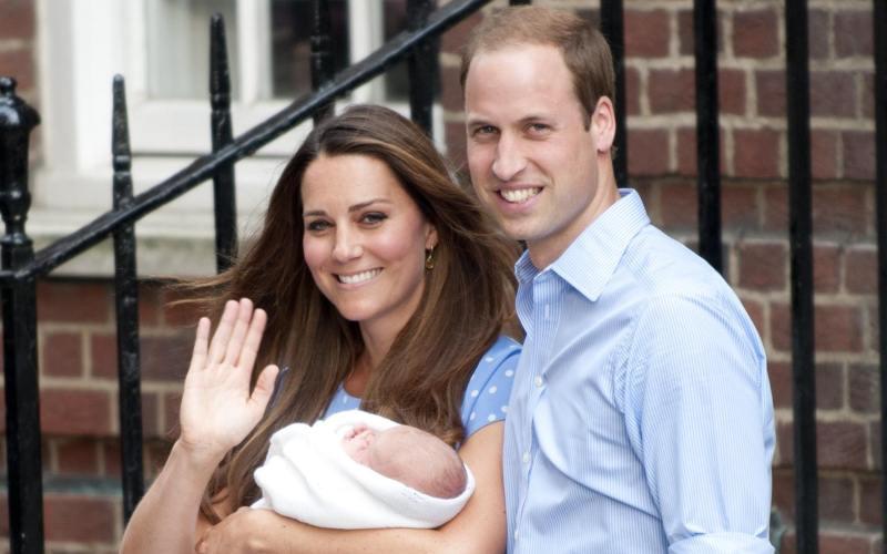 У королевского наследника – новые родители