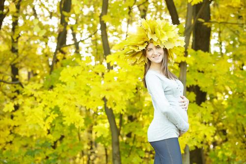 Что необходимо знать про осеннюю беременность?