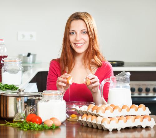 Топ-7 продуктов, полезных при беременности