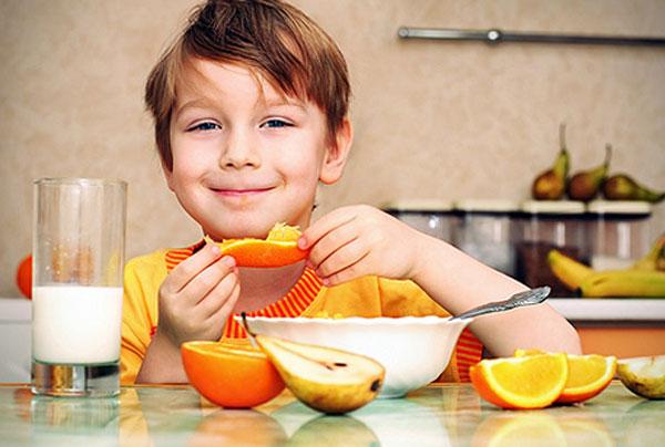 Продукты, которые помогут повысить иммунитет ребенка перед зимой