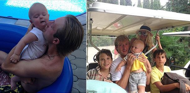 Рудковская готовится подарить Плющенко еще одного ребенка