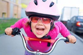 Движение поможет ребенку стать счастливым