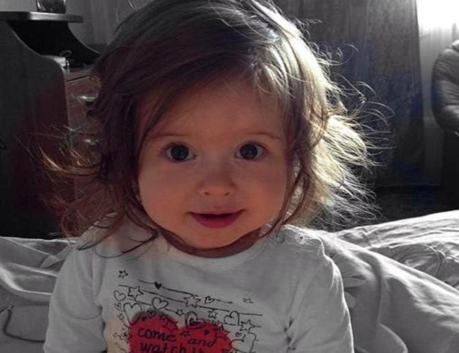 Дочка Анны Рудневой растет копией звездной мамы