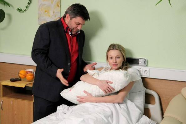 Популярная актриса Ольга Медынич утаила рождение ребенка!