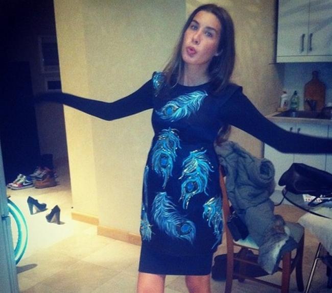 Певица «А-Студио» Кети Топурия ждет ребенка?