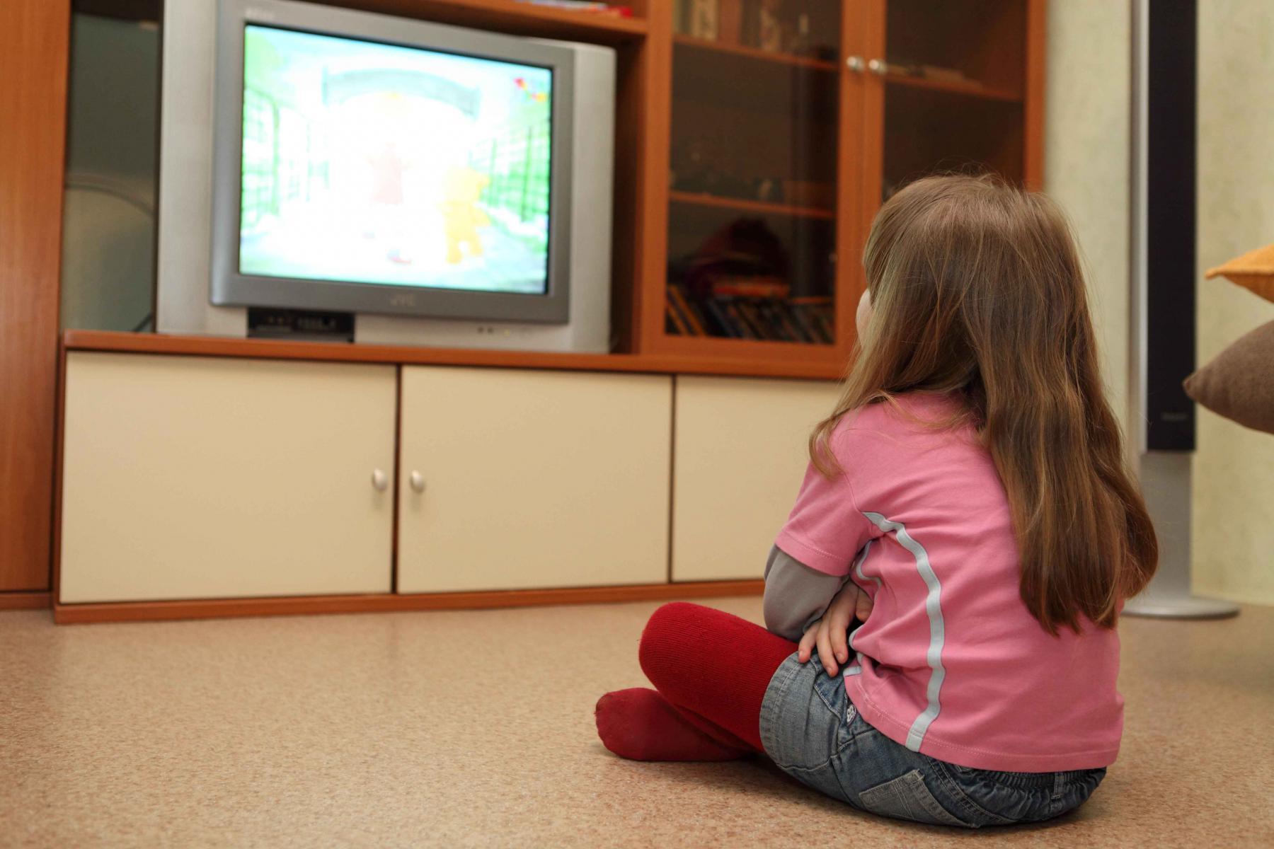 Обучать детей развитию речи при помощи видеоуроков - неэффективно