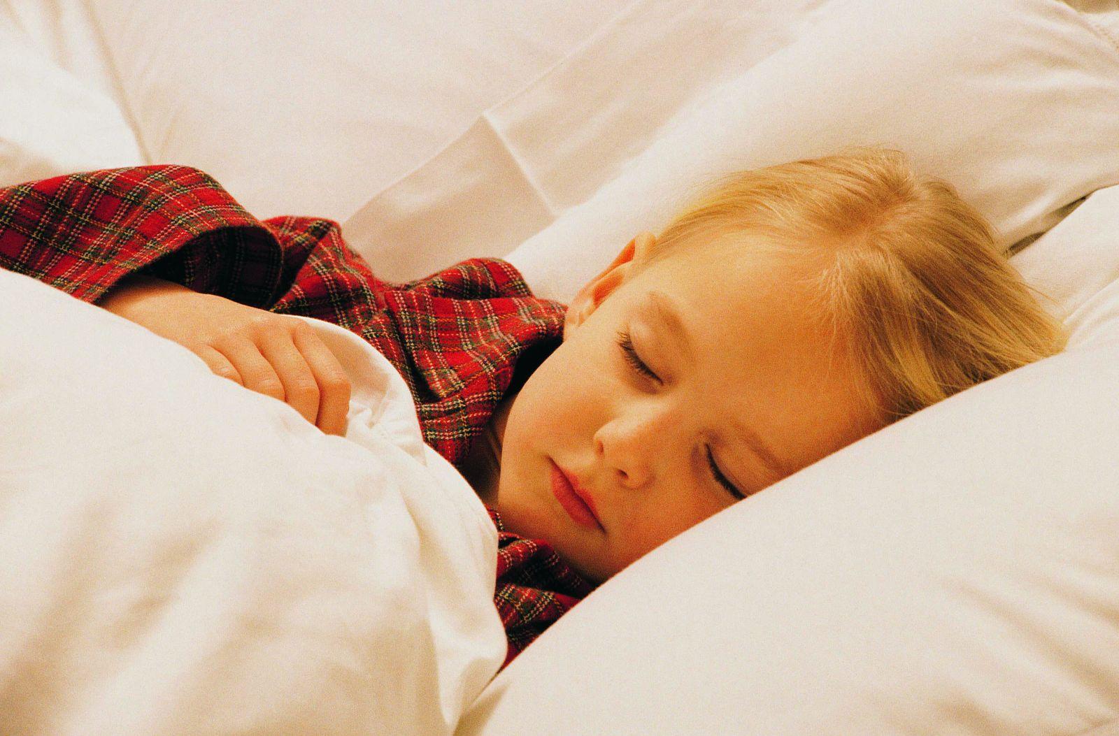 Дневной сон улучшает память детей