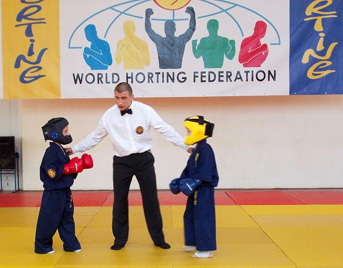Боевые искусства – со школьной скамьи