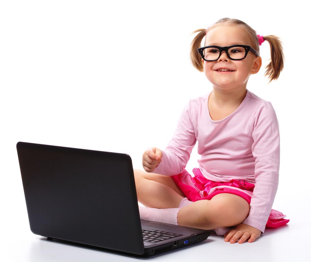 Компьютер делает из детей старичков