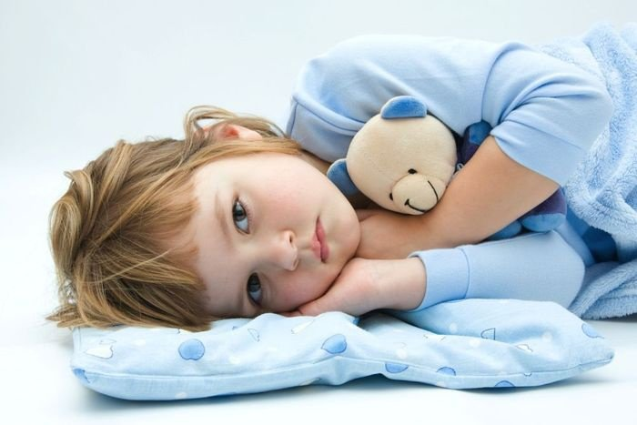 Детскую бессонницу побороть практически невозможно