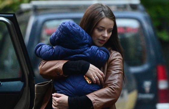 Марина Александрова мечтает родить дочку