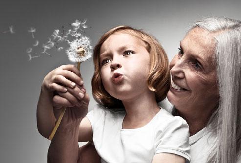 Какое здоровье у бабушки, такое будет и у внуков
