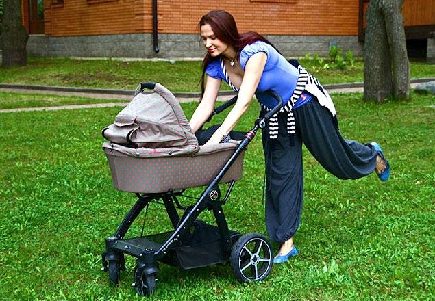 Эвелина Бледанс решила еще раз рискнуть и родить в 44 года дочку!