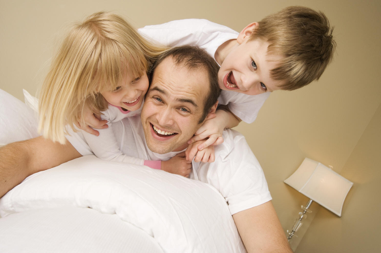 Количество детей в семье влияет на здоровье родителей