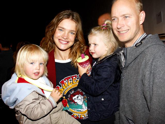 Водянова в мае родит четвертого ребенка!