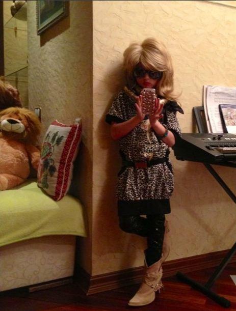 Дочь Анастасии Волочковой – 8-летняя Ариша