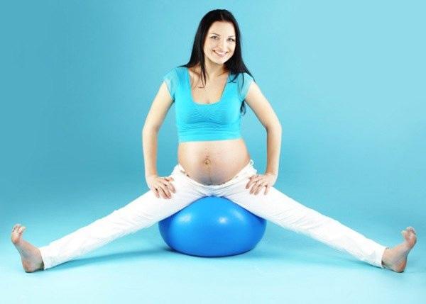 Физкультура при беременности сохранит здоровье сосудов детей в будущем
