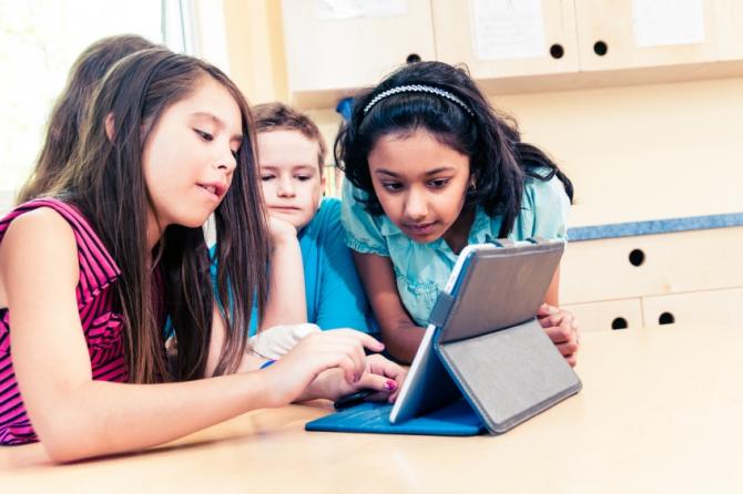 В украинских школах внедряют уникальные цифровые технологии