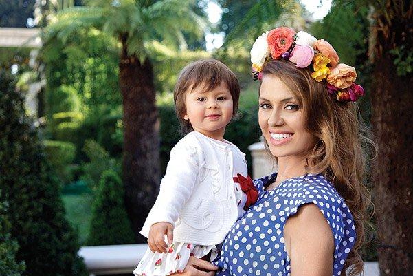 Виктория Боня: Я чуть не проспала собственные роды
