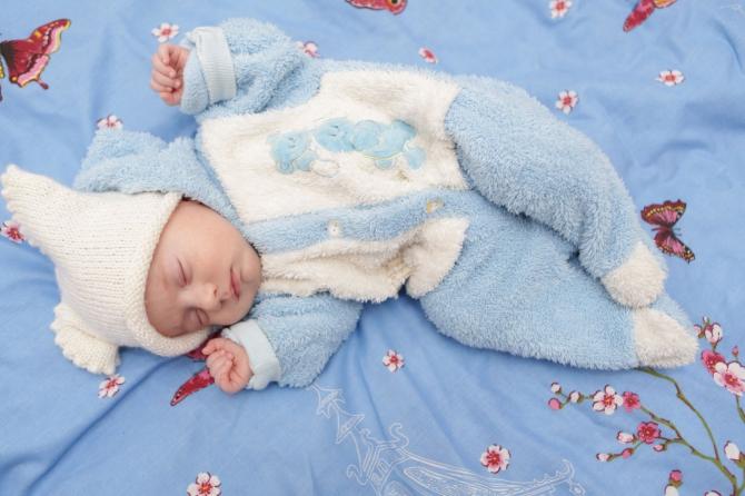 Храп вызывает у малышей нездоровую гиперактивность