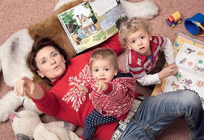 У Дианы Арбениной появится третий ребенок