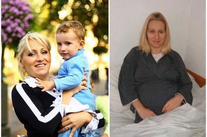 Спасибо немецким врачам: Больная лейкозом украинка родила здорового ребенка