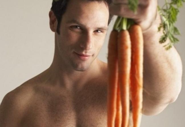 Как повысить качество спермы: Накорми мужа морковкой