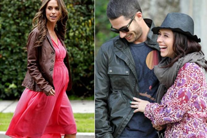 Будущая мама Дженнифер Лав Хьюитт научит беременных одеваться