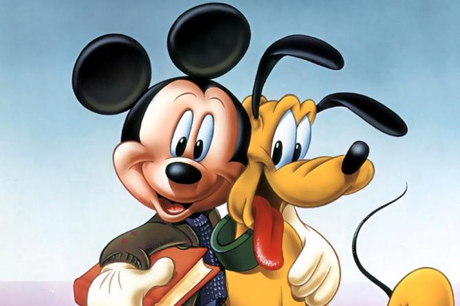 18 ноября Микки Маус отмечает свой День рождения