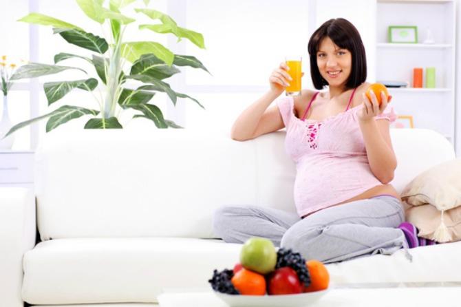 Питание во время беременности: ТОП-10 лучших продуктов