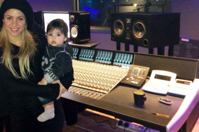 Шакира подарит Пике второго ребенка
