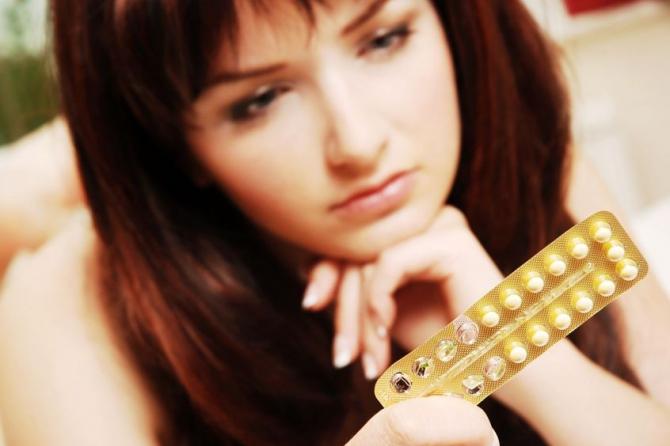 Контрацептивы могут нанести вред твоему зрению