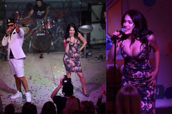 Певица Маша Собко беременна?