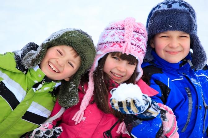 Зимние каникулы: В какой лагерь отправить ребенка
