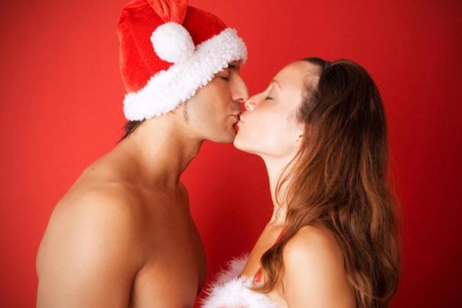 Шанс случайно забеременеть в Рождественскую ночь увеличивается вдвое
