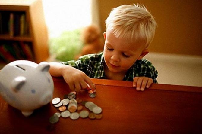 Банк по ошибке продал акции младенцу