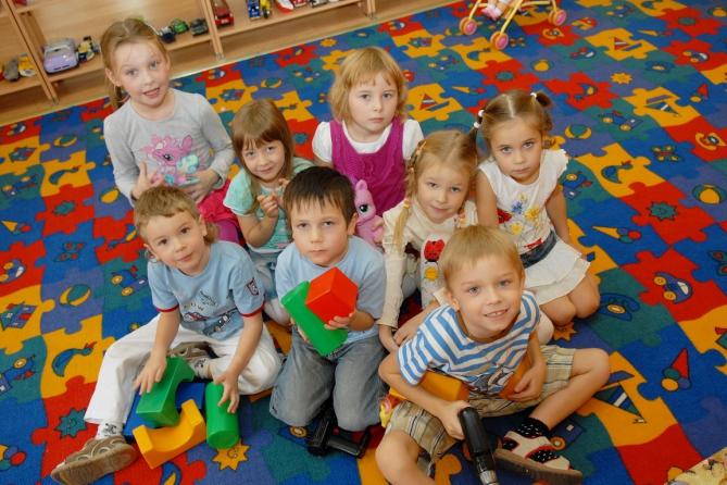 Посещение детского сада снижает риск заболевания лейкемией