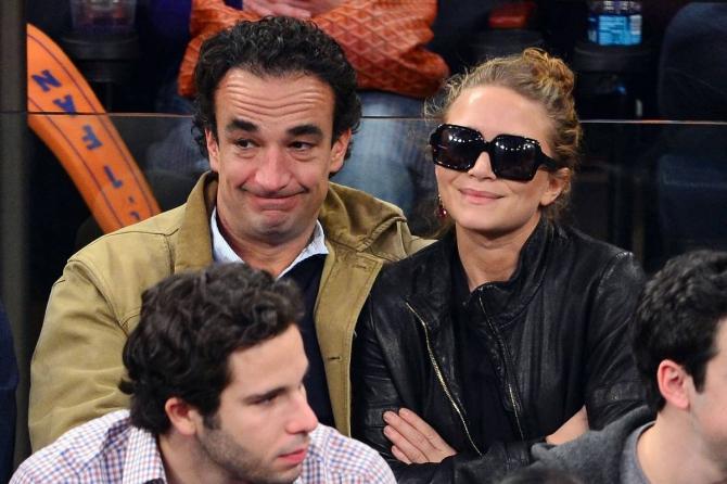 Мэри-Кейт Олсен беременна от Ольвье Саркози