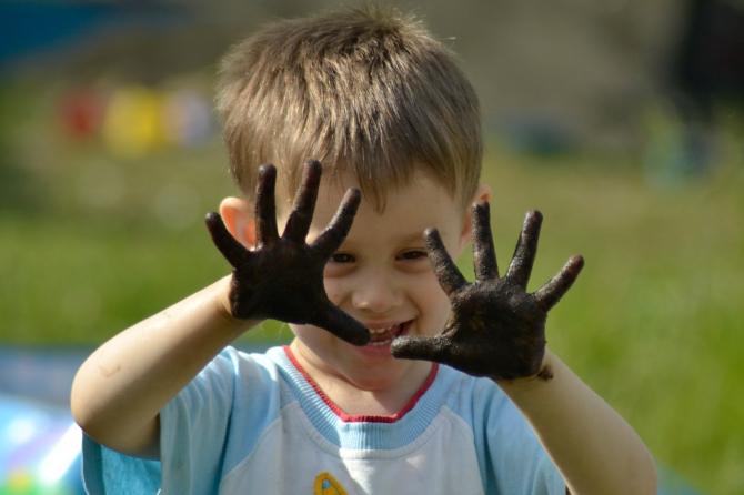 Неаккуратность ребенка положительно влияет на успехи в школе