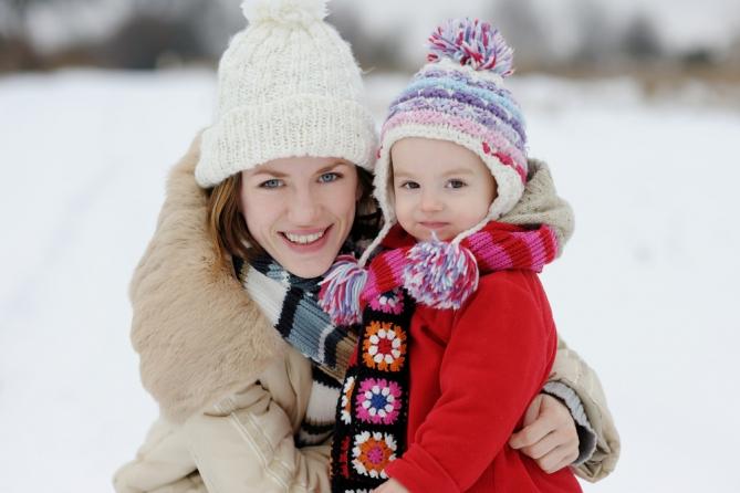 Прогулки на природе помогают защитить зрение ребенка